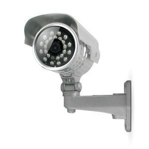 VU500-C Hi-Res Indoor/Outdoor Security Weatherproof Infrared Camera