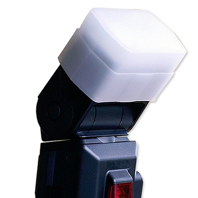 Hard Flash Diffuser for Canon 430EX