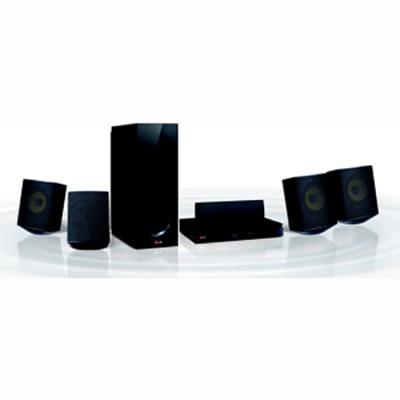 BH6730S 1000W 5.1 Channel 3D Wi-Fi Smart Blu-ray Home Theater System - OPEN BOX