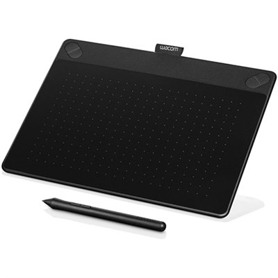 Intuos 3D Pen & Touch Tablet w/ ZBrush Software and Multitouch - CTH690TK
