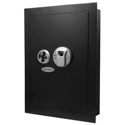 Biometric Wall Safe
