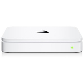 Time Capsule Wireless Hard Drive - 1TB Dual-band wifi