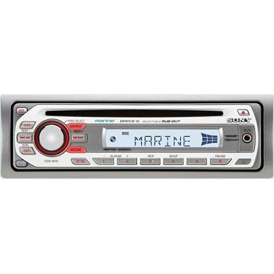 CDX-M10 Marine CD Receiver