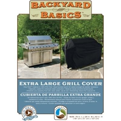 75-Inch Grill Cover 75x20x42`