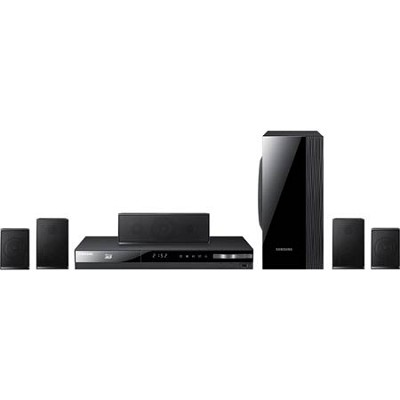 HT-E4500 3D Blu-ray 5.1 Channel Home Theater System
