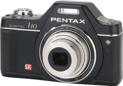 Optio I-10 Compact Digital Camera Classic Black