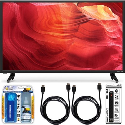 E40-D0 40` 120Hz SmartCast Full-Array LED Smart 1080p HDTV w/ Accessory Bundle