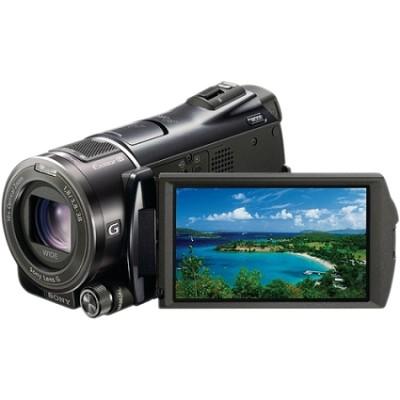 HDR-CX550V 64GB HD Handycam Camcorder - OPEN BOX