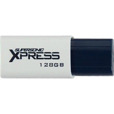 128GB Supersonic Xpress Series Cap-less USB 3.0 Flash Drive - PSF128GXPUSB