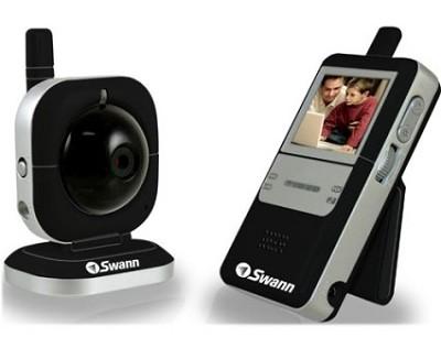 Digital Wireless Family Monitor (SW233-BDM)