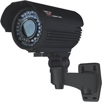 Manual Zoom CCD Camera (420 TVL), 60ft of Cable, 100ft of Night Vision
