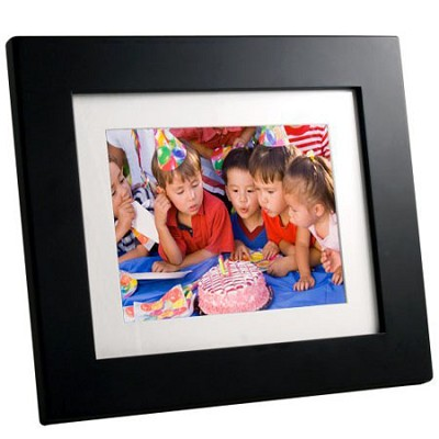 7` Digital Picture Frame - PAN7000DW (Black)TOP RATED - OPEN BOX