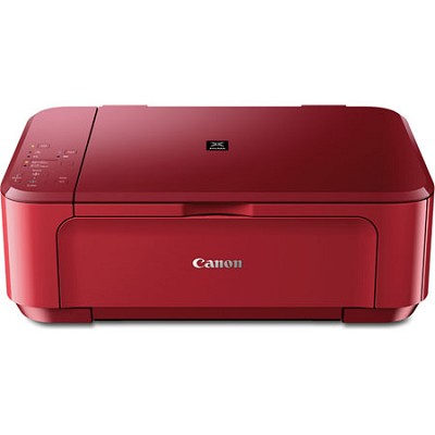 PIXMA MG3520 Wireless Inkjet All-In-One Photo Printer (Red)