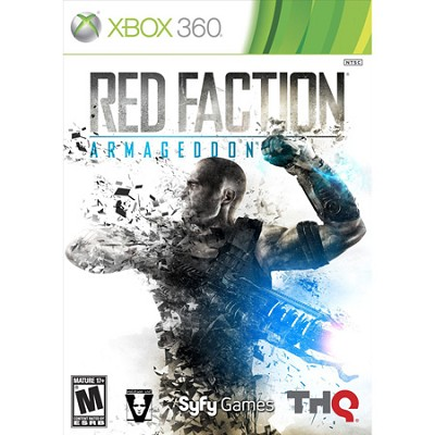 Red Faction Armageddon for Xbox 360