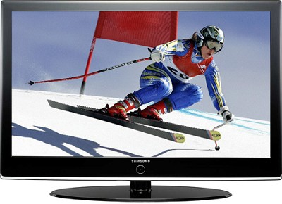 LN-T4061F - 40` High Definition 1080p LCD TV