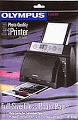 PA4NU A4 STANDARD DYE-SUB PAPER {25SHT} /P400/P440