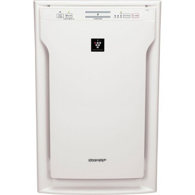 Air Purifier with HEPA Filter, 3 Fan Speeds, Library Quiet, 400 Sq Ft