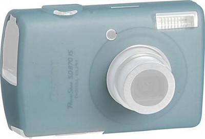 Canon Powershot SD870 Skin (Light Blue)