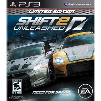 Shift 2 Unleashed - Limited Edition for Playstation 3