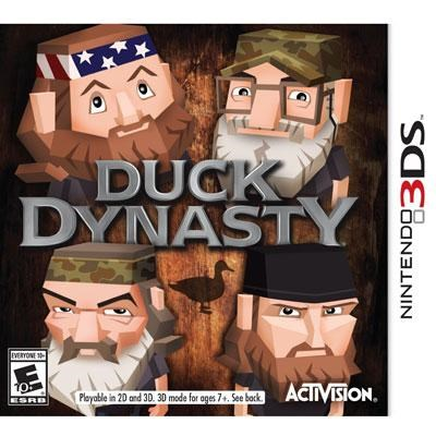 Duck Dynasty 3DS