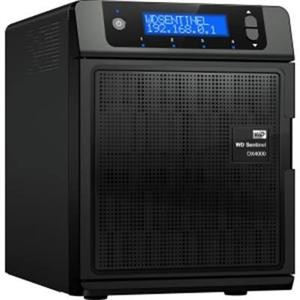 WD Sentinel 16TB Small Office Storage Server DX4000