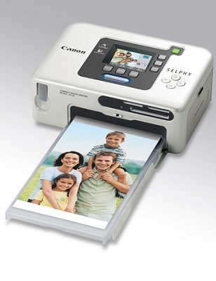 SELPHY CP730 Compact Photo Printer