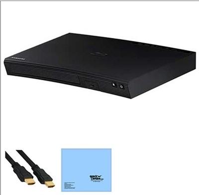 BD-J5900 - 3D Wi-Fi Blu-ray Disc Player + Bundle
