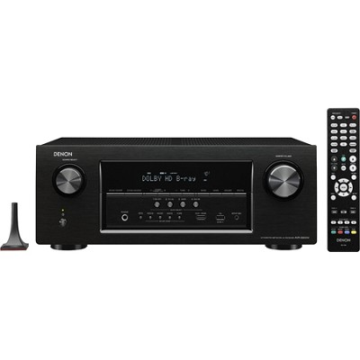 AVR-S900W 7.2 Channel Full 4K Ultra HD A/V Receiver with Bluetooth and WIFI