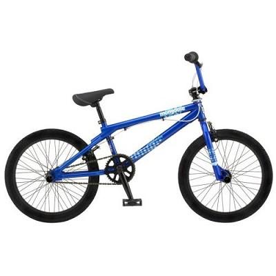 Villain Freestyle 20` BMX Bike - Blue