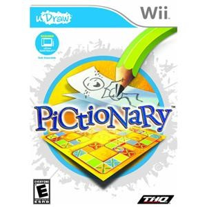 uDraw Pictionary For Nintendo Wii