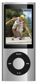 iPod nano 8 GB Silver (5th Generation)