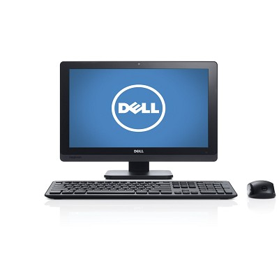 Inspiron io2020-3833BK 20-Inch All-in-One Desktop (Black)