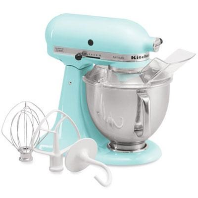 Artisan Series 5-Quart Tilt-Head Stand Mixer in Ice - KSM150PSIC