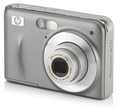 Photosmart M737  8 mega-pixel Digital Camera