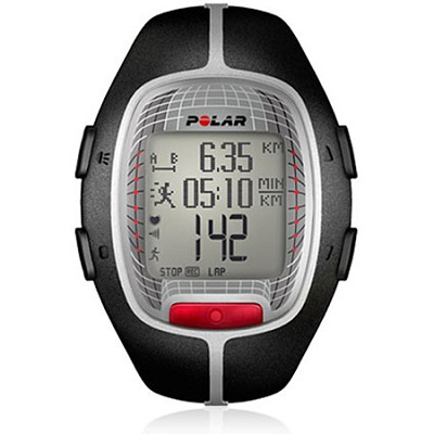 RS300X Heart Rate Monitor Watch (Black)