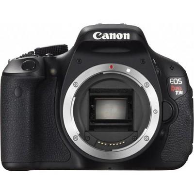 EOS Digital Rebel T3i 18MP SLR Camera Body