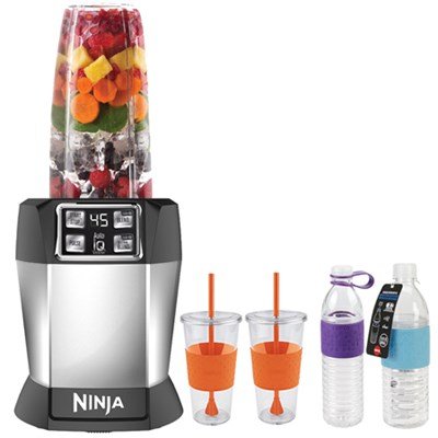 BL481 Nutri Auto-iQ Blender Duo 1000 Watts w/ Copco Hydra Bottles Bundle