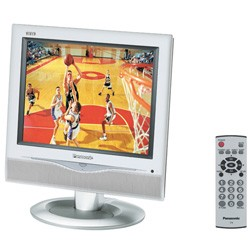 TC-17LA2 17` Diagonal LCD TV with Built-In Stereo Speakers