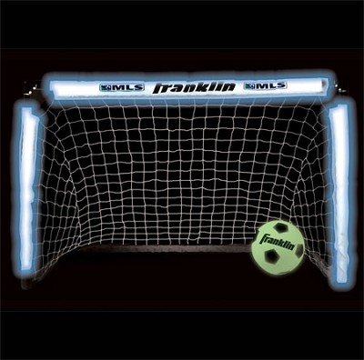 MLS Light Up Soccer Goal and Ball Set