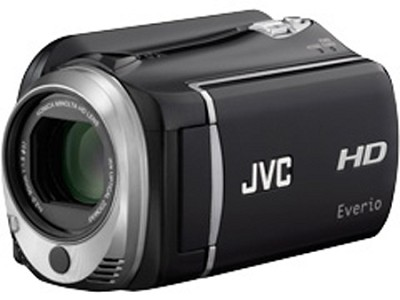 GZ-HD620B - 120GB HDD Everio High-definition Camcorder w/ microSD/SDHC Card Slot