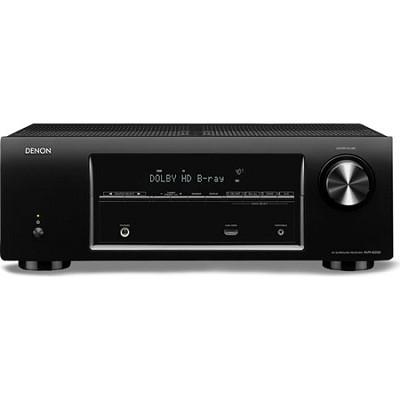 E-Series 5.1 Channel 3D Pass Through AV Home Theater Receiver - OPEN BOX