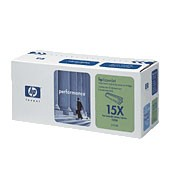 C7115X High Capacity Black Printer Cartridge f/ HP1200