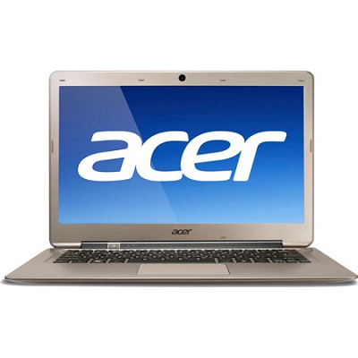 Aspire S3-391-9606 13.3` Ultrabook - Intel Core i7-3517U Processor