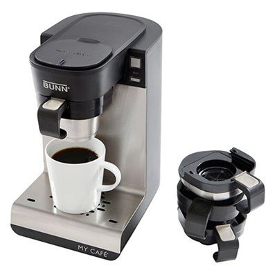 My Cafe Multi-Use Single Cup Coffee Brewer (MCU)