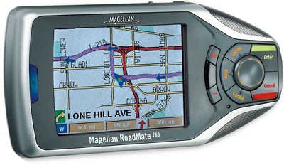 Roadmate 760 Portable car GPS Navigation System w/ 20GB Hard Drive