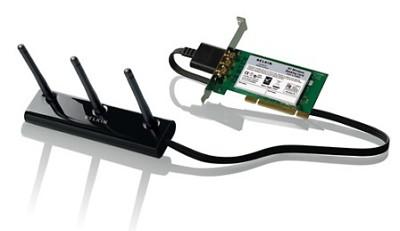 N1 Wireless Desktop Card-Pre-802.11n Wireless Adapter