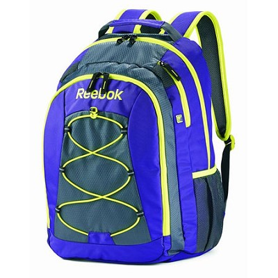 Keenan Backpack PURPLE/YELLOW