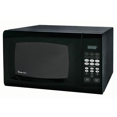 0.9 Cu. Ft. 900-Watt Microwave Oven in Black with Digital Touch - MCM990B