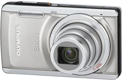 Stylus 7040 14MP 3.0` LCD Digital Camera (Titanium)