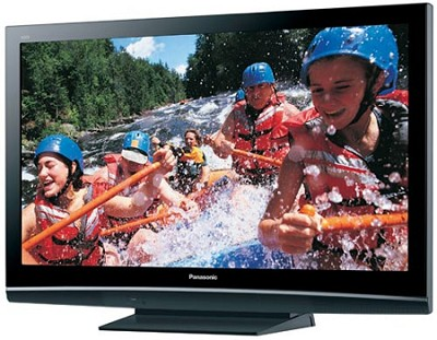 TH-50PX80U - 50` High-definition Plasma TV